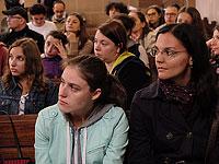 В синагоге в Вормсе