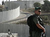 Взрыв на КПП возле Маале Адумим, ранен полицейский