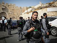Второй за день теракт в Иерусалиме, террористка ударила ножом пограничника