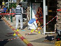 Волна террора в Израиле: нападения в Иерусалиме и Раанане