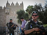 Предотвращен теракт у Шхемских ворот в Иерусалиме