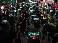 Боевики ХАМАС. Август 2015 года