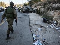 Попытка теракта в Хевроне, террористка нейтрализована