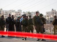 Теракт в районе Кирьят-Арбы, ранен израильтянин