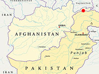 Мощное землетрясение в центральной Азии, число жертв растет