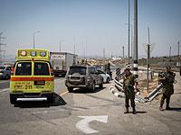 Столкновения в районе Хеврона, тяжело ранен израильтянин