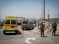 Теракт в Хевроне, ранен военнослужащий