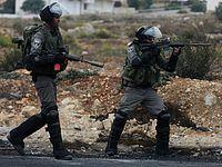 Террористы напали на пограничников под Рамаллой