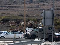Попытка теракта в районе Хеврона, террорист нейтрализован
