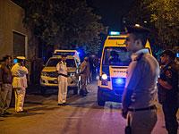 Машины скорой помощи с жертвами авиакатастрофы. Каир, Египет, 31 октября 2015 года