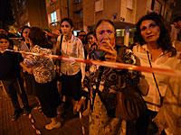 Теракт в Нетании: тяжело ранен мужчина