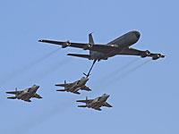 Израильские и арабские ВВС проводили совместные учения