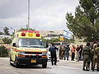 Теракт в Гуш-Эционе: шестеро раненых