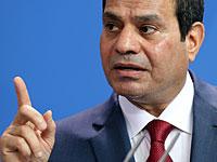 Президент Египта Абд аль-Фаттах ас-Сиси