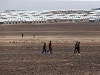 Лагерь Аль-Азрак для сирийских беженцев, Иордания