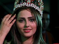 """20-летняя Шайма Касем из Киркука - """"Мисс Ирак 2015"""""""