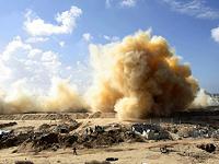 Взрыв на границе Газы и Египта (архив)