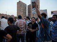Демонстрация в Каире. Август 2013 года