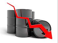 Цена на нефть марки Brent опустилась ниже 33 долларов за баррель