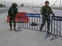 ЦАХАЛ блокировал въезды в Рамаллу