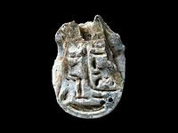 Скарабей фараона, покорителя Ханаана, нашелся на поле, где пало Иерусалимское королевство