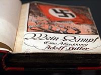 """Принадлежащий самому Гитлеру экземпляр """"Майн Кампф"""" продан с аукциона за $20.655"""