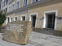 Идет работа над законом, позволяющим передать дом Гитлера в собственность государства