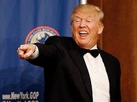 Кандидатом в президенты США, который наилучшим образом относится к Израилю, 43% назвали Дональда Трампа