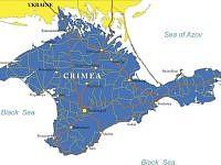 56% опрошенных считают, что Израилю не следует признать Крым частью территории России