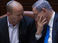 СМИ: Биньямин Нетаниягу пригрозил Нафтали Беннету отставкой