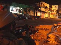 Силы ЦАХАЛа в деревне Суриф. Ночь на 27 июля 2016 года