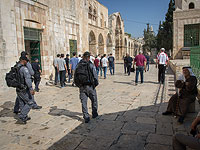Беспорядки на Храмовой горе, задержаны несколько мусульман