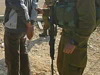 Возле кибуца Беэри задержан араб, проникший из сектора Газы вместе с собакой