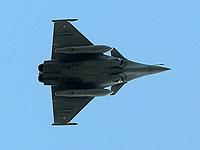 Французский истребитель Rafale