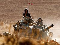 На турецко-сирийской границе (архив)