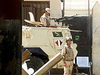 Южная граница с Газой была блокирована после убийства египетского солдата