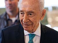 Госпитализирован экс-президент Израиля Шимон Перес