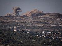 Израильские ВВС нанесли удар по территории Сирии