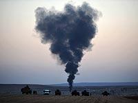 Командование армии Сирии подтвердило сведения об израильском воздушном ударе