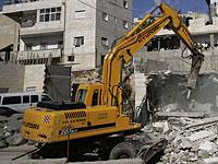 Франция осудила решение Израиля разрушить дома палестинцев, построенные на ее деньги