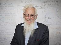 Профессор Исраэль Ауманн
