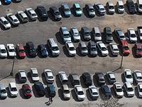 Парковка в Израиле