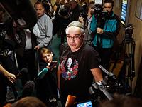 Антон Носик в суде. Москва, 3 октября 2016 года