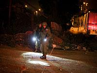 Теракт в Биньямине: есть раненые