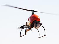 Беспилотный вертолет Sniper (Alpha Unmanned Systems)