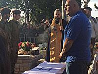На похороны сержанта Вячеслава Гаргая пришли сотни израильтян