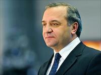 Министр Российской Федерации по делам гражданской обороны, чрезвычайным ситуациям и ликвидации последствий стихийных бедствий  Владимир Пучков
