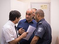 Салман Амар в суде. 6 сентября 2016 года
