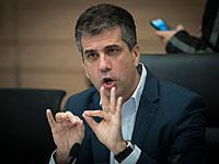 Эли Коэн и Аюб Кара приведены к присяге в качестве министров