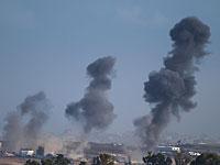 Палестинские СМИ: в результате ударов по Газе нанесен значительный ущерб объектам ХАМАСа